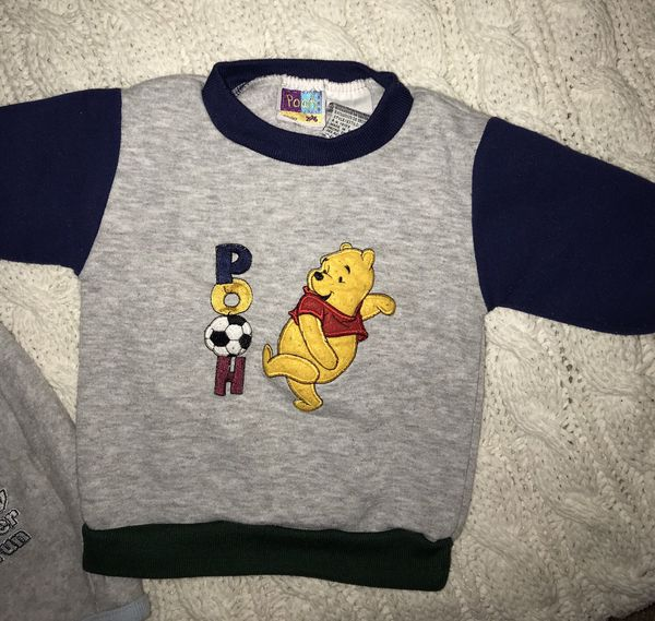 Vintage Winnie the Pooh baby clothes