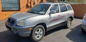 2004 Hyundai Santa Fe for Sale in Tampa, FL