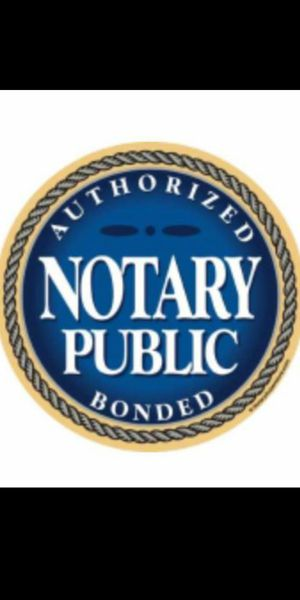 Notary Public 24 hour for Sale in Miramar, FL