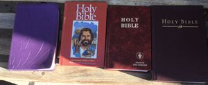 Holy Bible 5 dollars each for Sale in La Puente, CA