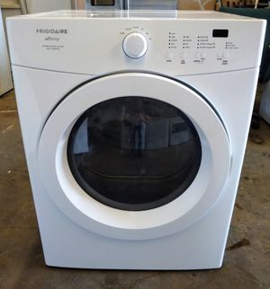 Frigidaire (Gas) Dryer with Warranty for Sale in Fresno, CA