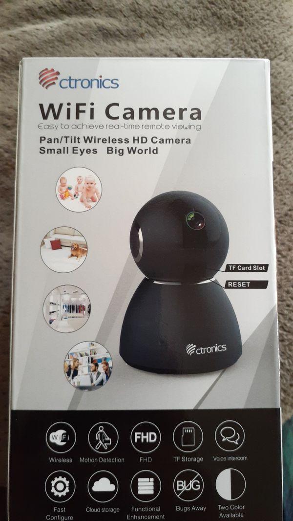 brand new in the box wifi cameras