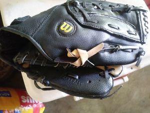 Softball glove/baseball for Sale in Stockton, CA