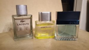 Cologne: Lacoste, Kenneth Cole, Guess for Sale in Fresno, CA