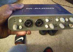 M-Audio Fast track Pro for Sale in Lithonia, GA