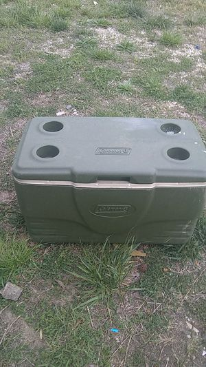 Coleman cooler for Sale in Richmond, VA