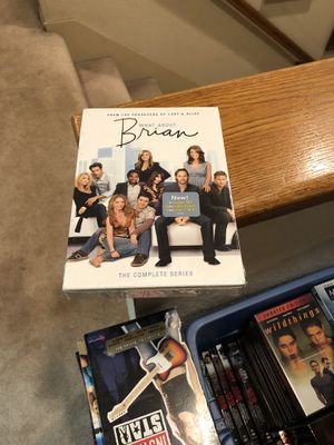What About Brian The Complete Series DVD Brand New Factory Sealed season tv box set for Sale in Buena Park, CA