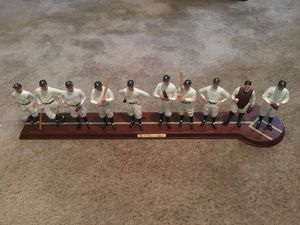 1927 New York Yankees Team Statues for Sale in Fairview, OR