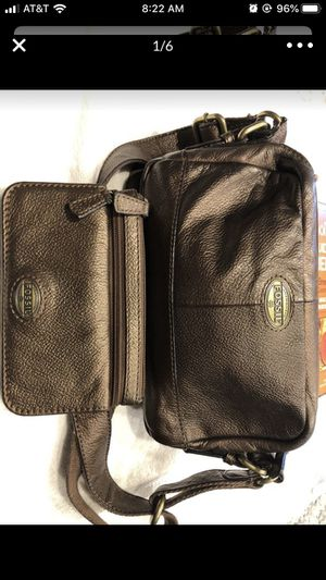 Fossil leather purse and wallet for Sale in Sanford, FL