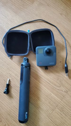 Gopro Fusion 360 camera for Sale in Oak Lawn, IL