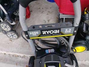 Ryboi 2900 psi pressure washer for Sale in Austin, TX