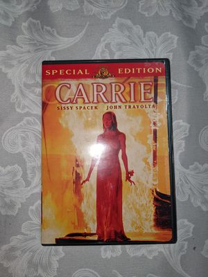 Carrie Special Edition DVD for Sale in Pasadena, TX