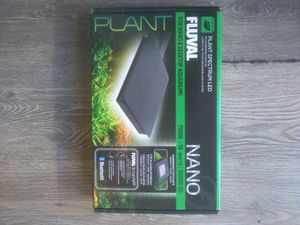 Fluval nano lighting for Sale in West Hollywood, CA