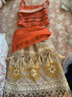 Moana costume (size 4) $25 for Sale in San Jose,  CA