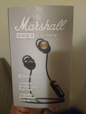 Marshalls Bluetooth headphones for Sale in San Francisco, CA