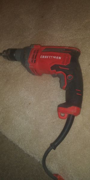 Craftsman hammer drill for Sale in Orrtanna, PA