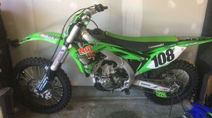 2016 KX 450 F built for Dylan Epstein for Sale in Lodi, CA