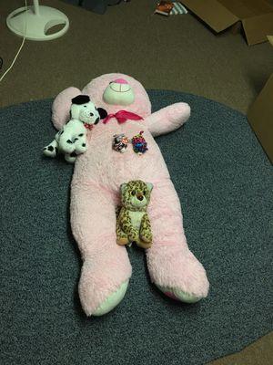 Stuffed animals for Sale in Huntsville, TX