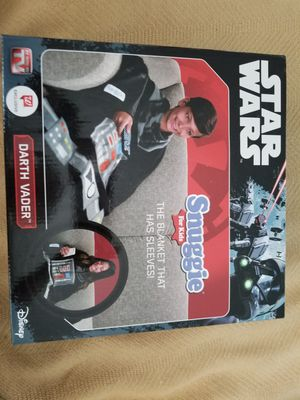 Start wars Darth Vader snuggie for Sale in Seminole, FL