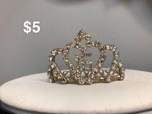 *New* Swarovski Crystal Tiaras for Sale in Gainesville, VA