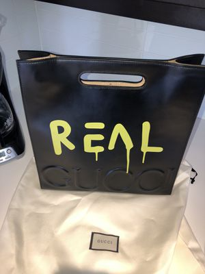GucciGhost Large Leather Tote Bag for Sale in Dallas, TX
