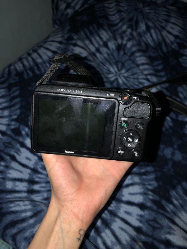 Nikon Coolpix 26x optical zoom