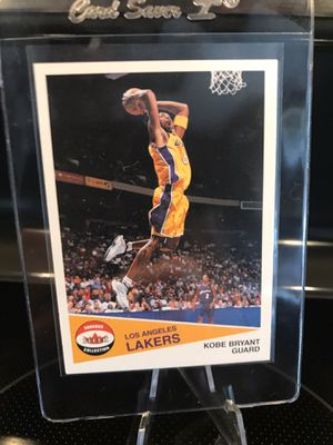 2001-02 Fleer Shoebox Collection Kobe Bryant NBA Basketball Card - Authentic Lakers Jersey 8 Black Mamba Collectible - MINT - $16 OBO for Sale in CA, US