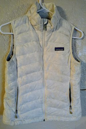 Patagonia puffer vest for Sale in Modesto, CA