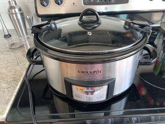 Crock pot - slow cooker for Sale in Philadelphia,  PA