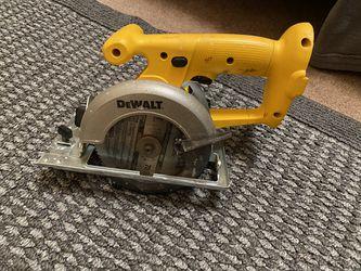 Dewalt Cordless Saw for Sale in Wenatchee,  WA