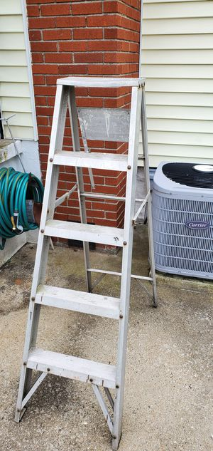 Metal light wight ladder for Sale in Milton, MA