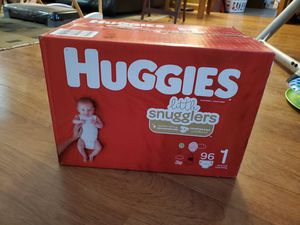 Size 1 diapers for Sale in Watsontown, PA