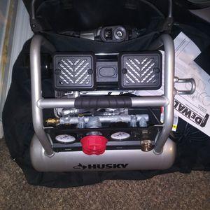 Husky Quiet Air Compressor for Sale in Austin, TX