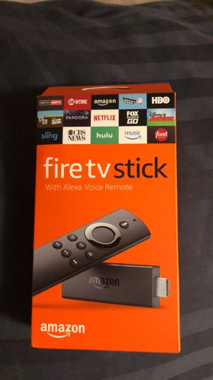 Fire Tv Stick for Sale in Providence, RI