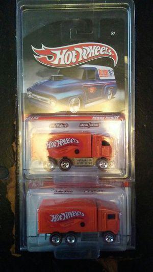 Slick Riders Highway haulers Hotwheels for Sale in Oklahoma City, OK