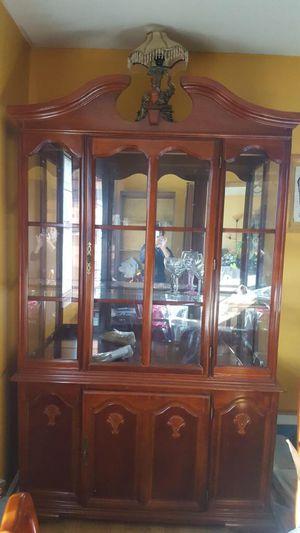 China Cabinet, shelves, storage for Sale in Old Bridge Township, NJ