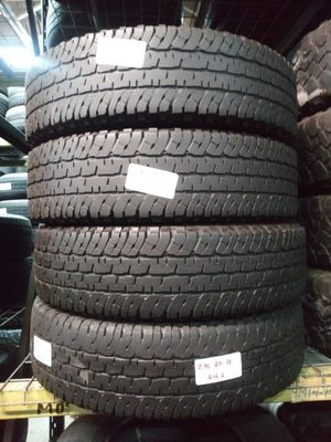 LT235/80R17 MICHELIN LATITUDE LTX AT2 235/85 R17 235 80 17 for Sale in Fort Lauderdale, FL