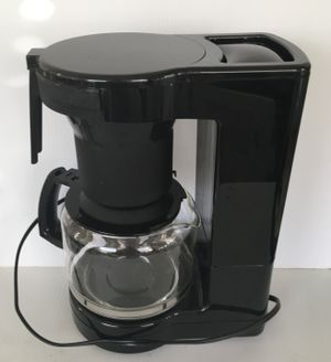 KRUPS Type 178 10 Cup Automatic Coffee Maker Black Plastic Glass Carafe for Sale in San Diego, CA