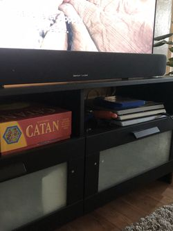 TV stand For Sale (1/4x16 1/8x20 7/8 ) for Sale in Seattle,  WA