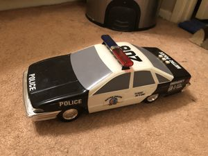 Toy police car for Sale in Whittier, CA