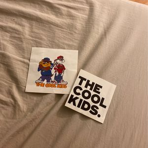 The Cool Kids Rare Stickers Hip Hop And Rap Group Duo Music Artist Musicians for Sale in San Jose, CA