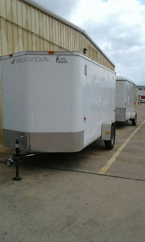 Enclosed trailer full 6 x 12 for Sale in Houston, TX
