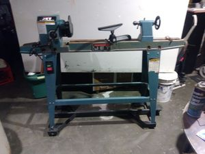 Jet 12 x 36 woodworking lathe asking 350.00 for Sale in Portland, OR
