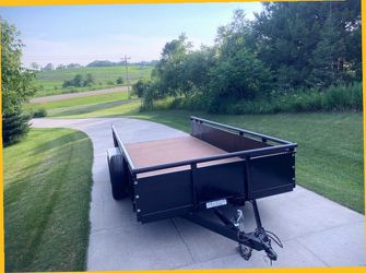 💝🖤I'am Selling A Almost New PJ Trailer- $1000 💫⁉ for Sale in Dallas,  TX