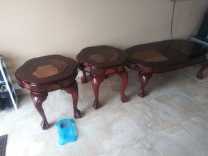 Set of table for Sale in Kissimmee, FL