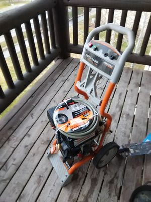 Pressure washer missing spray handle used one time for Sale in West Jordan, UT