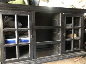 "65"" TV STAND DRAWERS for Sale in Phoenix, AZ"