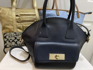 Kate Spade, Coach, Michael Kors, and coach wallet lots 4 authentic used for Sale in Woodbridge, VA