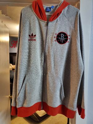 Adidas Rockets Hoodie for Sale in Houston, TX