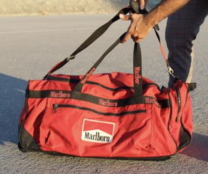 Vintage Marlboro luggage duffle Bag for Sale in South Gate, CA